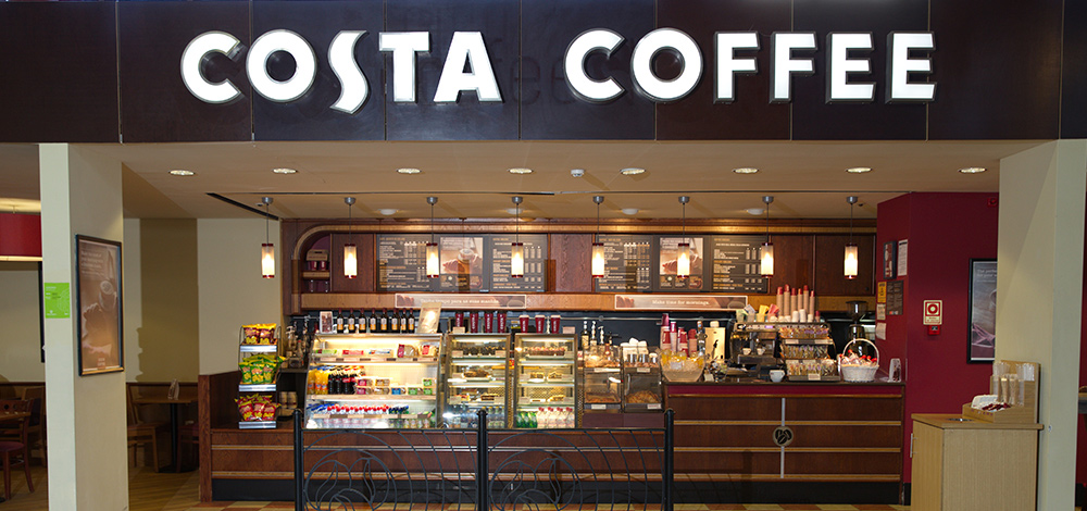 The Car Store >> Costa Coffee | Faro Airport